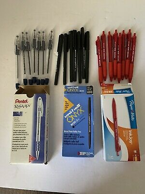 Pentel Pens Lot