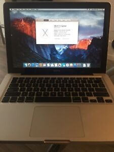 Macbook 13-inch - 250 NEG