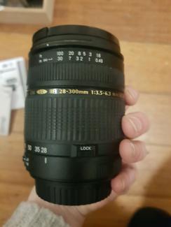 Tamron 28-300mm Lense