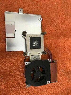 Gateway SOLO 1400 heat sink and Fan, good condition Gateway Solo 1400