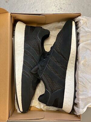 Extremely RARE Adidas iniki runner i-5923 - with boost - Black - New