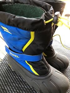Boys winter boots Sorel