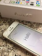 iPhone 5s gold - 32gb (smashed screen) Kotara Newcastle Area Preview