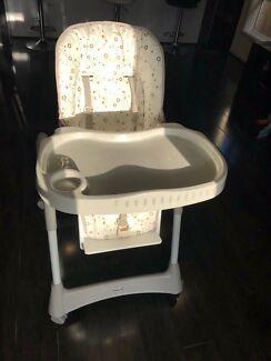 steelcraft high chair feeding gumtree australia adelaide city
