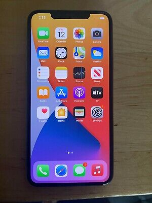Apple iPhone 11 Pro Max - 256GB - Gold Unlocked Any Carrier A2161 (CDMA + GSM)