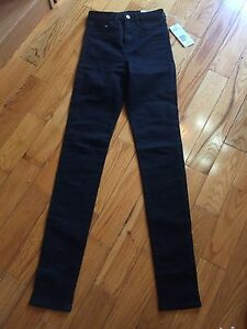Brand new h&m jeggings size 6/26