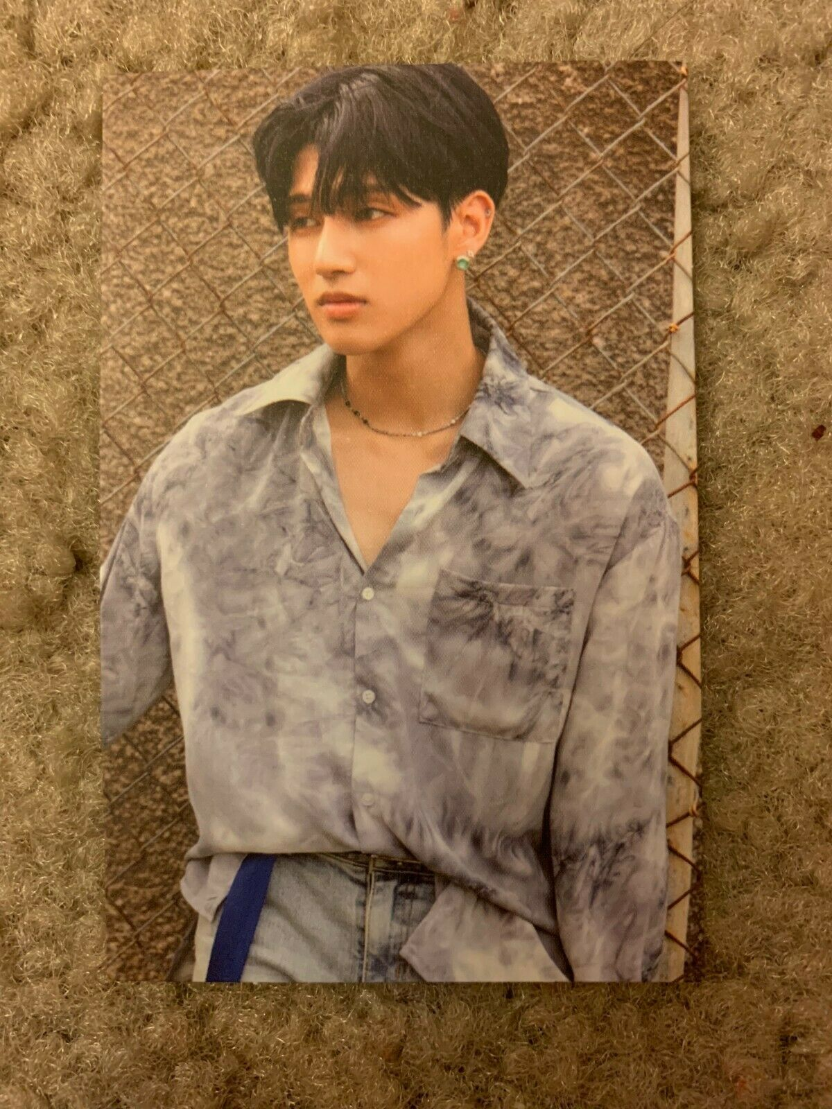 ***UPDATED***ATEEZ One To All Treasure EP. 3 Photocards (DM for Stamp Shipping) Wooyoung Wave
