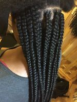 QUALITY SERVICES IN ALL HAIR STYLES BY SKILLED AFRICAN STYLIST