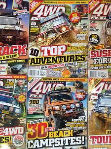 4wd action mags more than 100 Donnybrook Donnybrook Area Preview