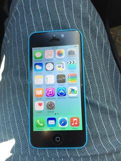 iPhone 5c 32gb Unlocked Blue in Good Condition Mount Gravatt Brisbane South East Preview