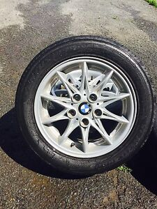 bmw wheels and tires 225/50R16