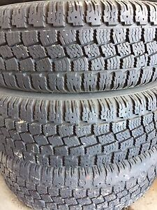 Used winter tires: 175 70r13