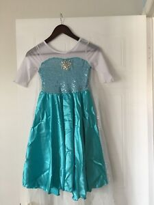 Snow Queen Costume Dress (Elsa - Let it go)