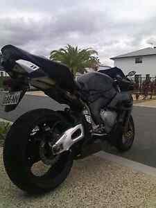 2004 HONDA CBR1000 WITH HELMET Coomera Gold Coast North Preview