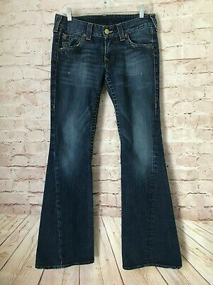 True Religion Flare Jeans (Women's TRUE RELIGION Flare Jeans Size 30 Stretch )