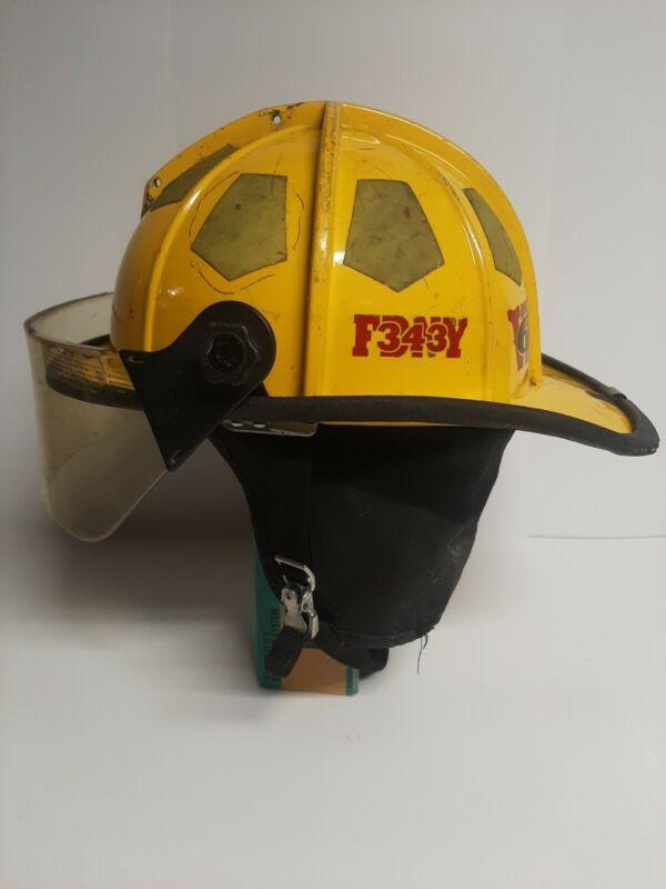 Firefighters Helmet Model R721 Bullard Made in 2003