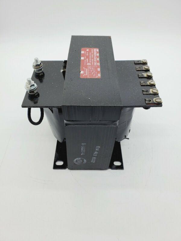 Acme Control Transformer TA-1-81328 750va Single Phase Pri-208/480 Sec-24v