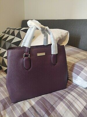 KATE SPADE LAUREL WAY LEATHER HANDBAG SHOULDER BAG CROSS BODY BAG RRP £325 NEW
