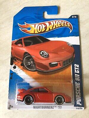 Hot wheels Porsche 911 GT2