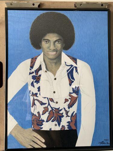 Michael Jackson Portrait - $400,000.00