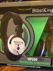 Blast King headphones