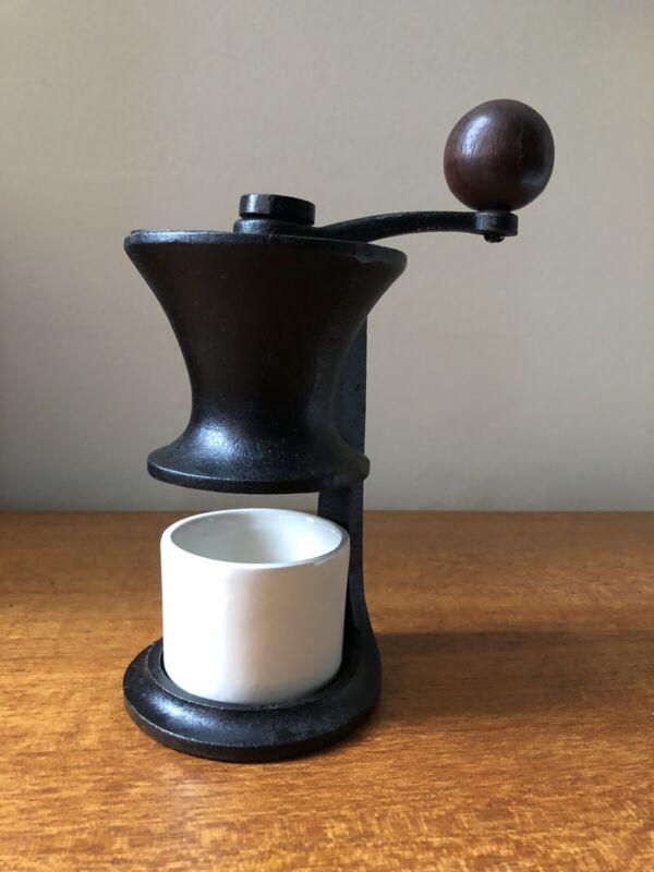 Vintage Robert Welch Cast Iron Coffee Grinder 1975 RW130