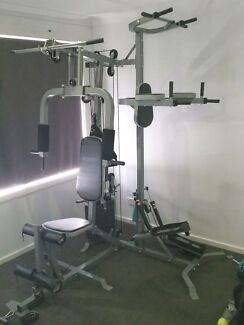 Home gym multi station - Newcastle Cameron Park Lake Macquarie Area Preview