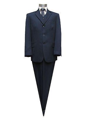 Herren Anzug 2 teilig Muga Gr.98 Blau
