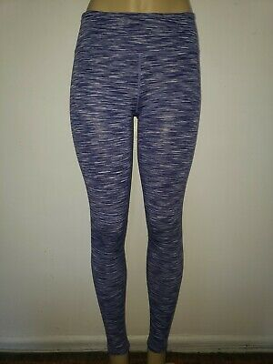 Fabletics leggings dye blue XS