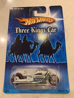 2007 Hot Wheels Three Kings Car Airy 8