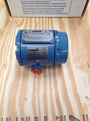 Rosemount Temperature Transmitter 3144 New