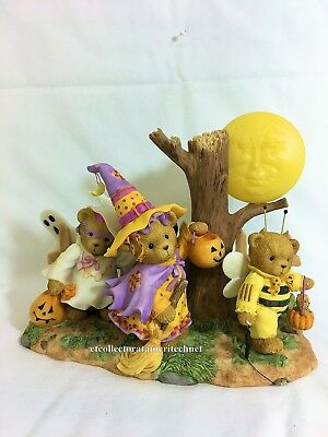 Cherished Teddies Raevan Toby and Immy Signing Event 2007 - 07 Halloween Event