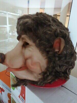 Affe Bär Teddy Kostüm Maske Furry Werbefigur Promotion Lauffigur Plüsch Nicki XL