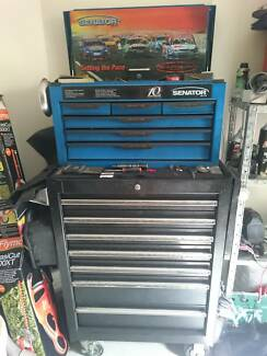 Car Mechanic's Toolbox - inc Snap-On + Repco Tools - $5000 worth