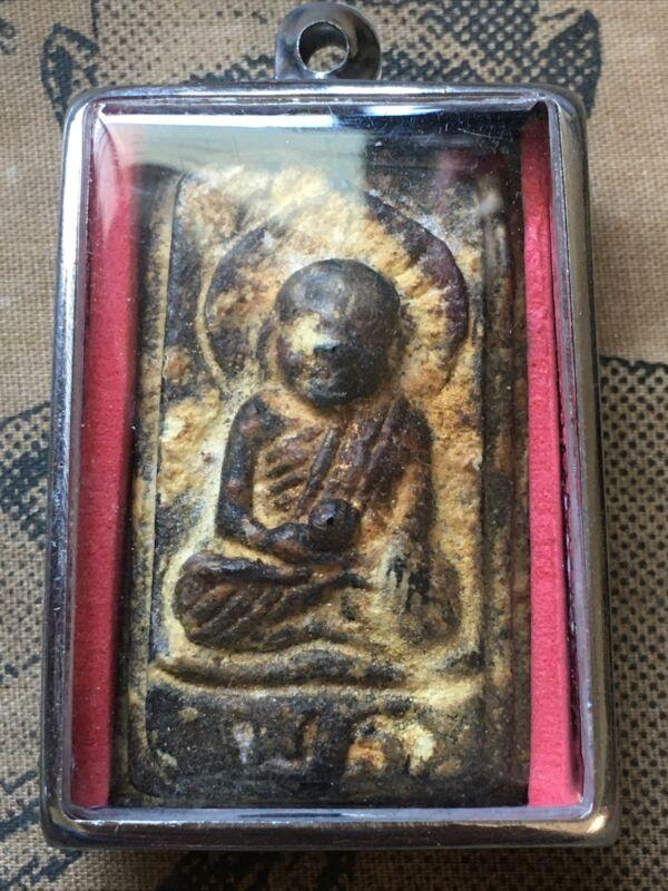 Phra L P Thuad Lp Kheaw Wat Phako songkha ,Wan108(108 herbs)Thai Buddha yr 2506