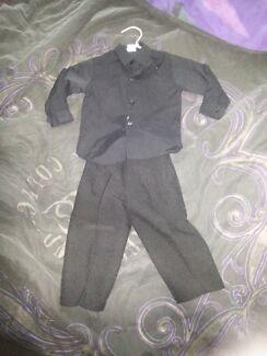 Black baby's suit  North Tivoli Ipswich City Preview
