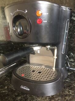 Sunbeam vita em6200 espresso coffee machine coffee machines sunbeam espresso bar coffee machine fandeluxe Gallery