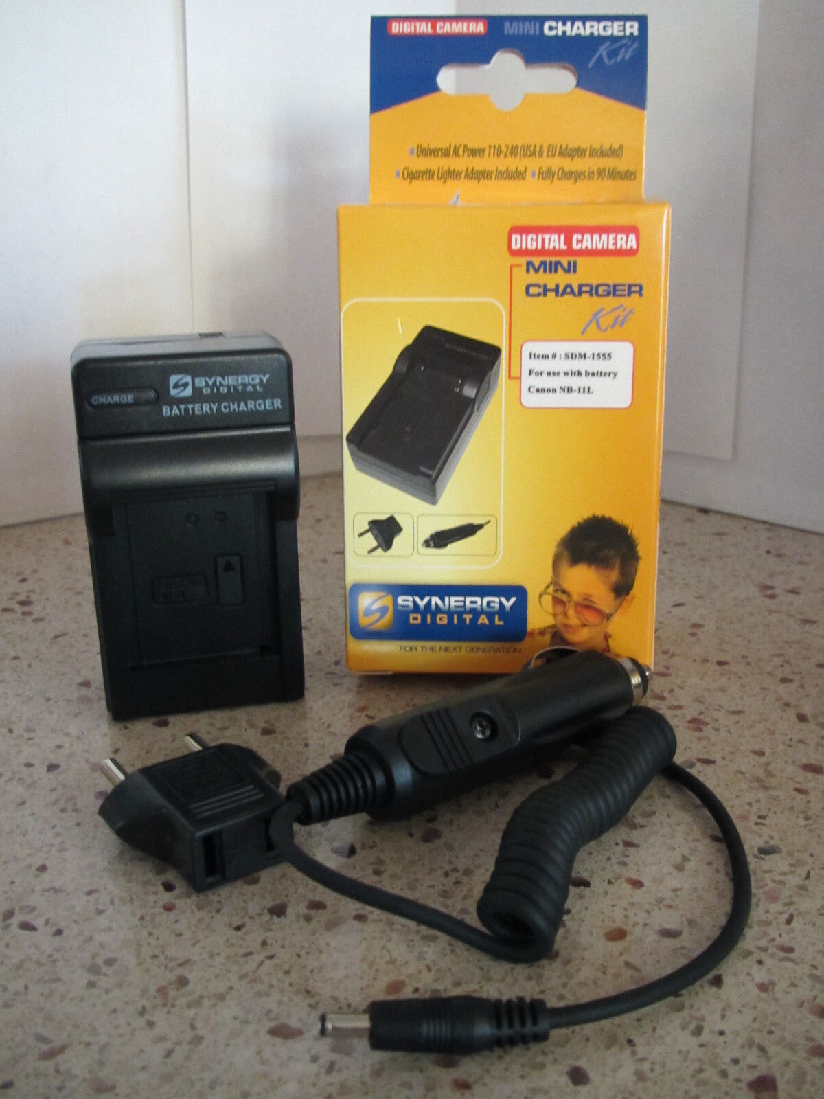 charger for canon nb 11l