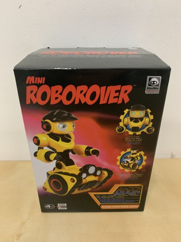 Mini+Roborover+Robot+Brand+New+Sealed