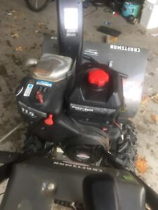 Looking for 11.5 hp Briggs & Stratton for snow blower
