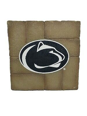 Penn State Nittany Lions Garden Paver Stepping Stone / Wall Plaque 12