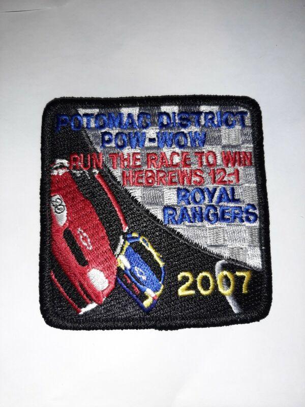 Royal Rangers Patch . Nt17