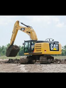 Excavation, Demolition and tree cutting services