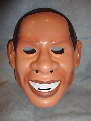 BARACK OBAMA MASK PVC MASK NEW MASK  (Obama Masks)