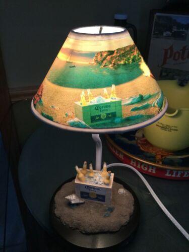 Corona Extra rare beach lamp