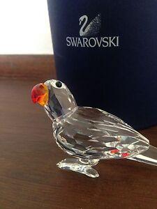 Swarovski crystal parrot Fremantle Fremantle Area Preview