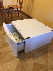 Kenmore dryer pedestal