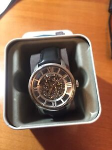 Man's Fossil watch