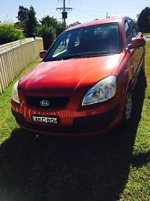 2007 Kia Rio Hatchback Abermain Cessnock Area Preview