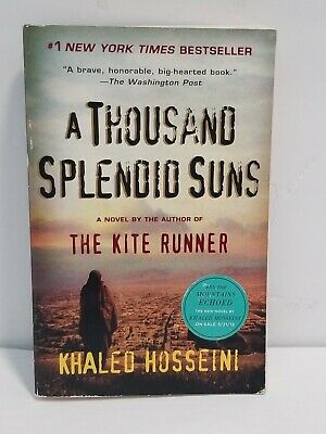 A Thousand Splendid Suns - Hardcover By Khaled Hosseini - GOOD